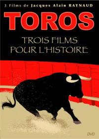 Coffret 2dvd toros 3 films