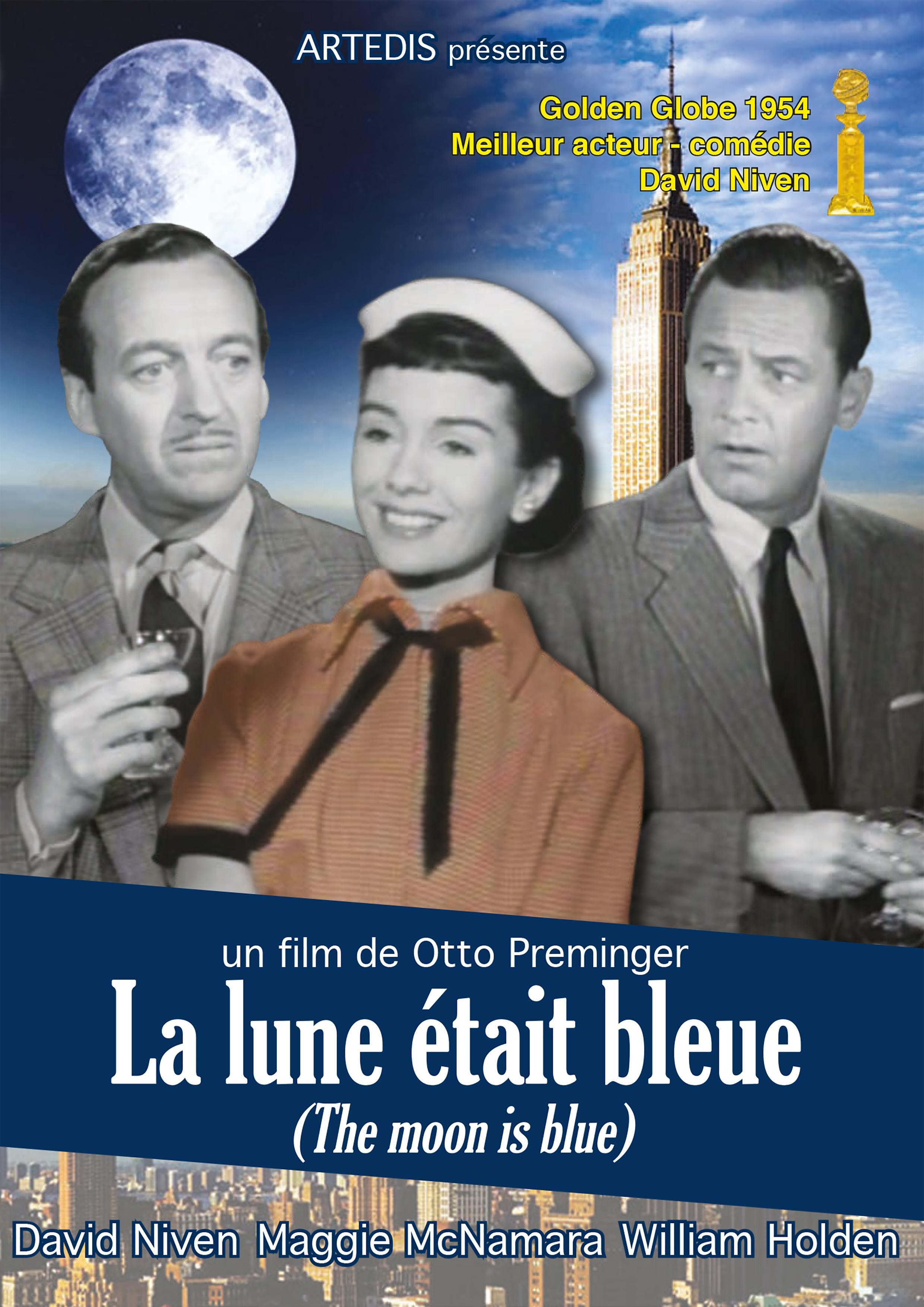 Lune etait bleue (la) -dvd