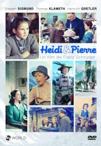 Heidi et pierre - dvd