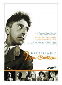 Coffret inoubliable jean cocteau - 3 dvd