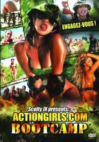 Actiongirls - bootcamp - dvd