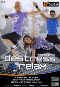 Destress & relax - dvd  fitness team