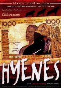 Hyenes - dvd + cd