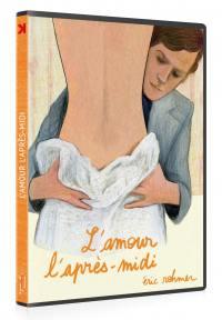 Amour l'apres-midi (l') - dvd