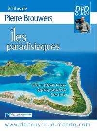 Coffret iles paradisiaques - 3 dvd
