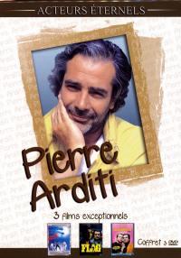 Pierre arditi - 3 dvd acteurs eternels