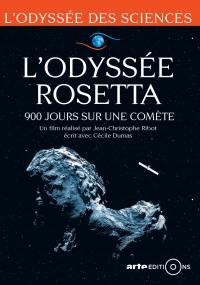 Rosetta : une odyssee aux confins de nos origines - dvd