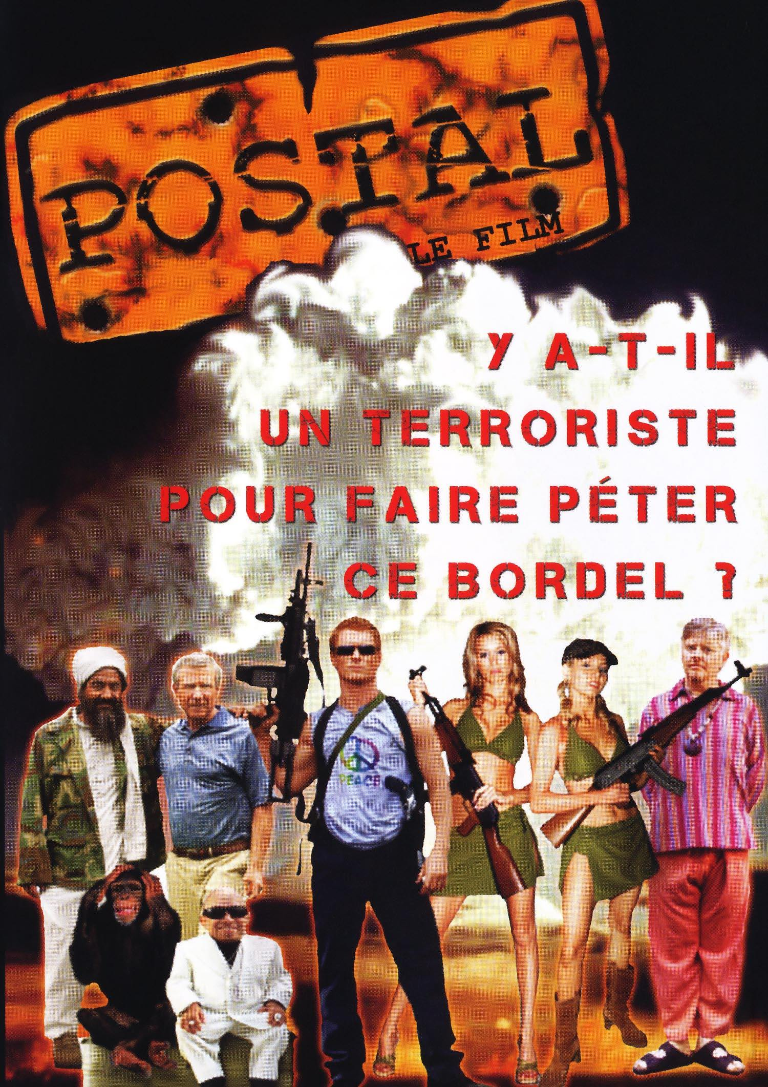 Postal - dvd