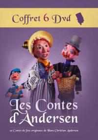 Contes d'andersen (les) - 6 dvd