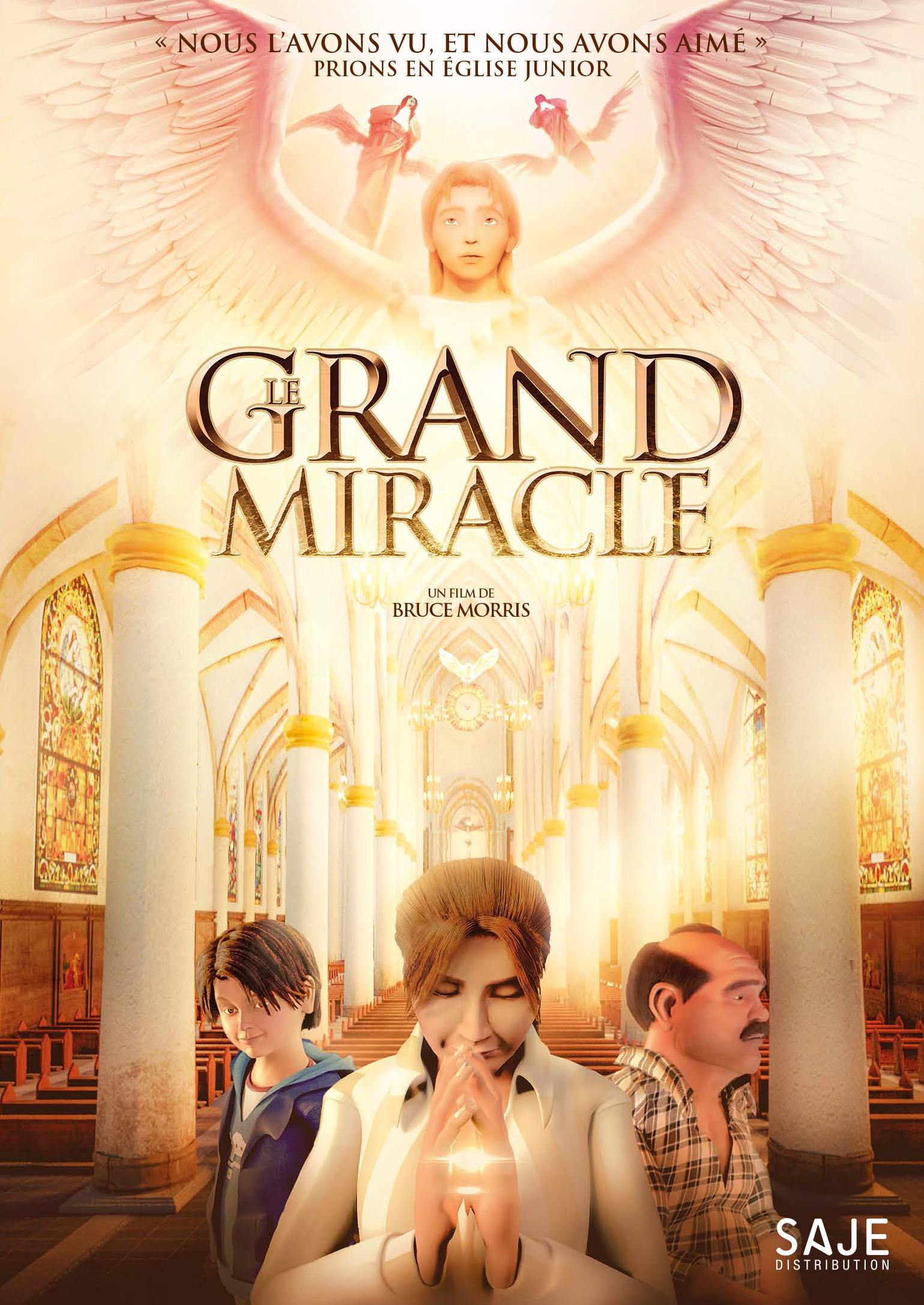 Grand miracle (le) - dvd