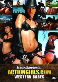 Actiongirls - western babes - dvd