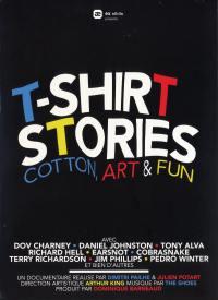 T-shirt stories - dvd  cotton, art & fun