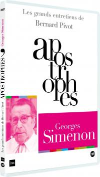 Georges simenon - apostrophes - dvd