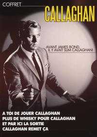 Coffret callaghan - 4 dvd-