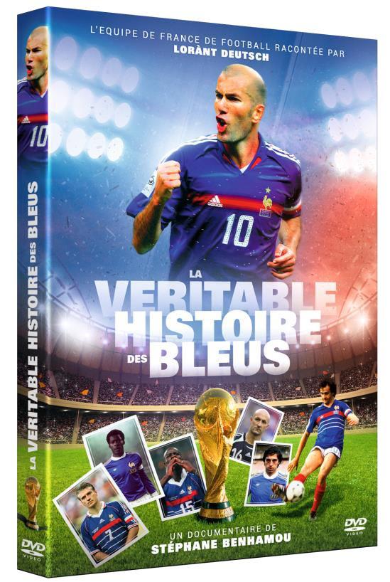 Veritable histoire des bleus (la) - dvd