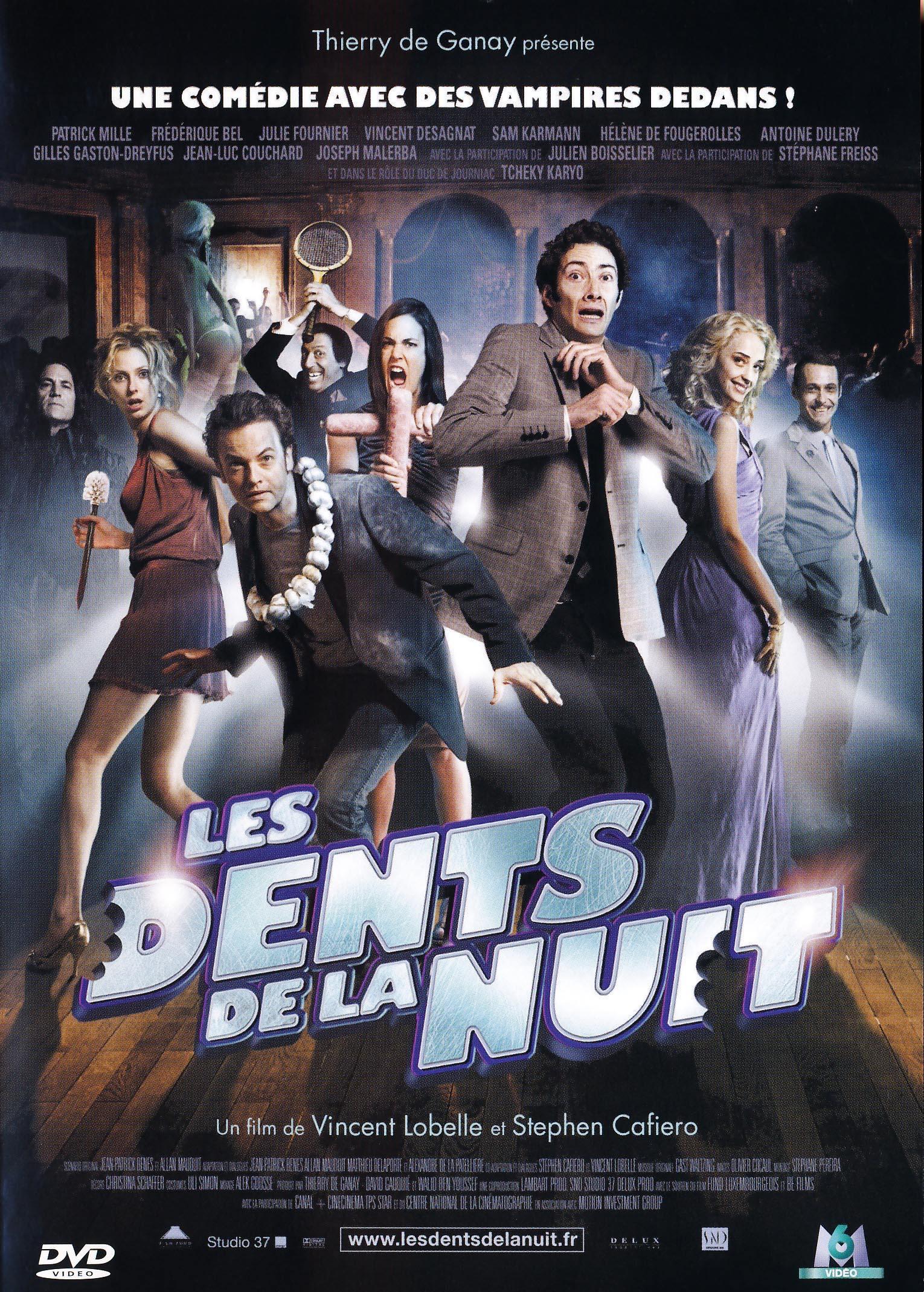Dents de la nuit - dvd