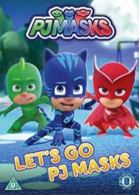 Pyjamasques s1 v4 - dvd