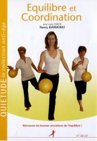Gym seniors equilibre - dvd  et coordination