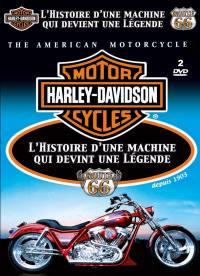 Harley davidson (la) - 2 dvd