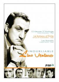 Coffret inoubliable lino ventura - 3 dvd