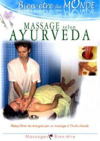 Massage selon l'ayurveda - dvd
