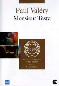 Monsieur teste - dvd