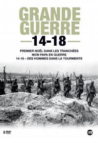 Grande guerre 14-18 - 3 dvd