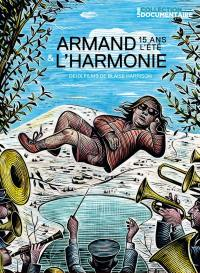 Armand, 15 ans l'ete & l'harmonie - dvd