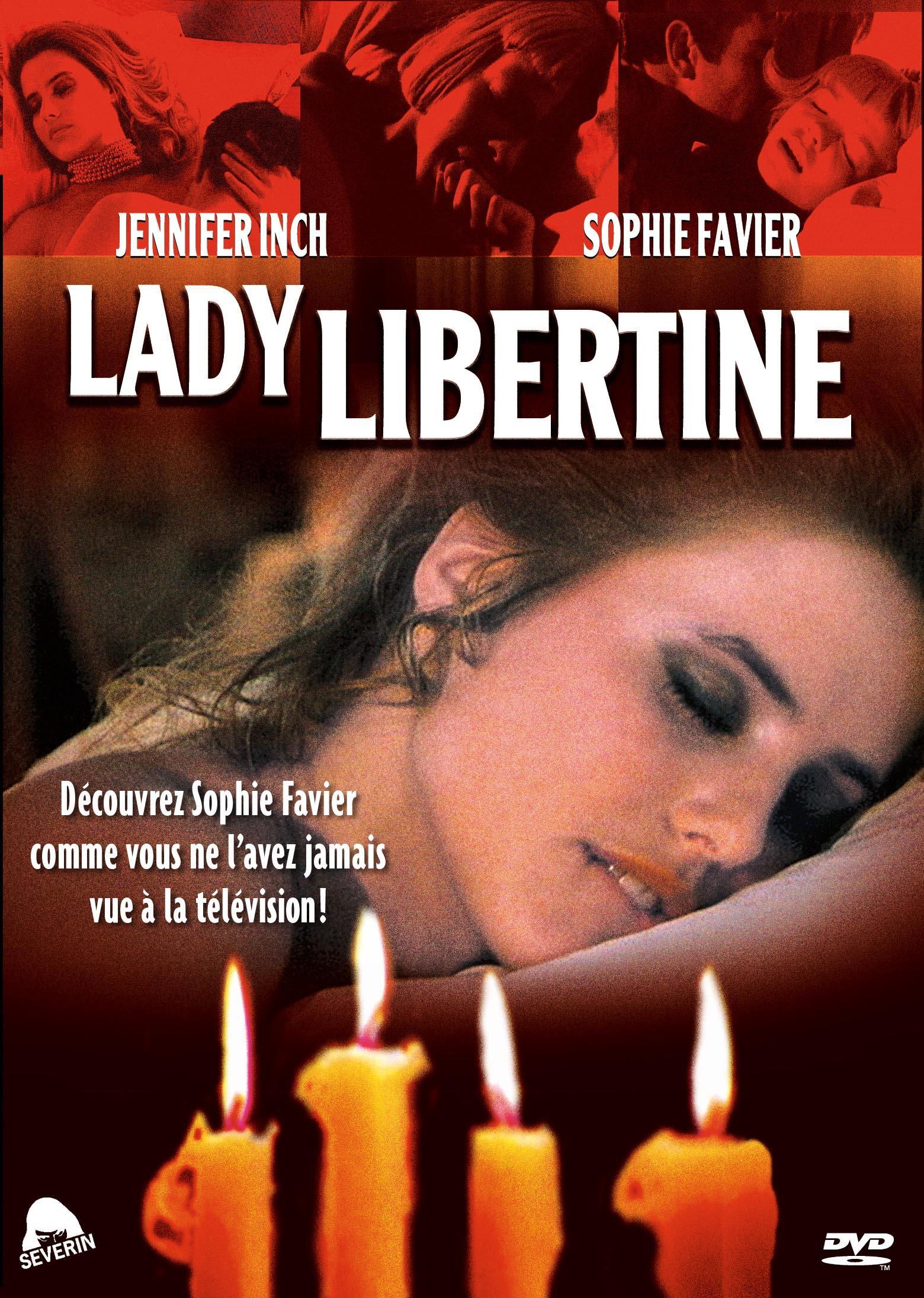 Lady libertine - dvd