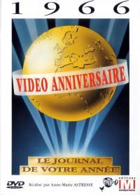 Video anniversaire 1966 - dvd