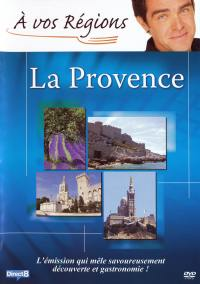 A vos regions : provence - dvd