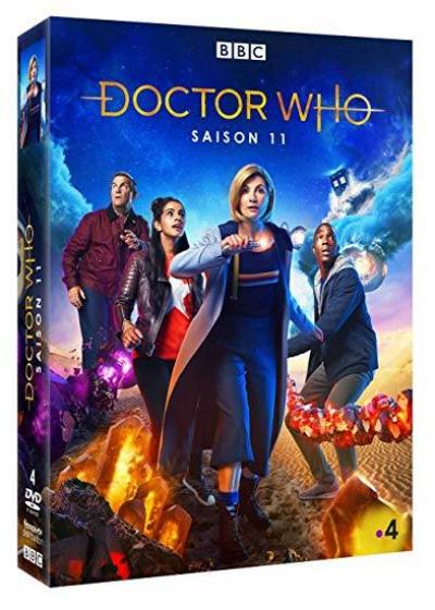 Doctor who s11 - 4 dvd