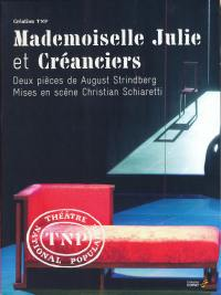 Mademoiselle julie & creanciers - 2 dvd
