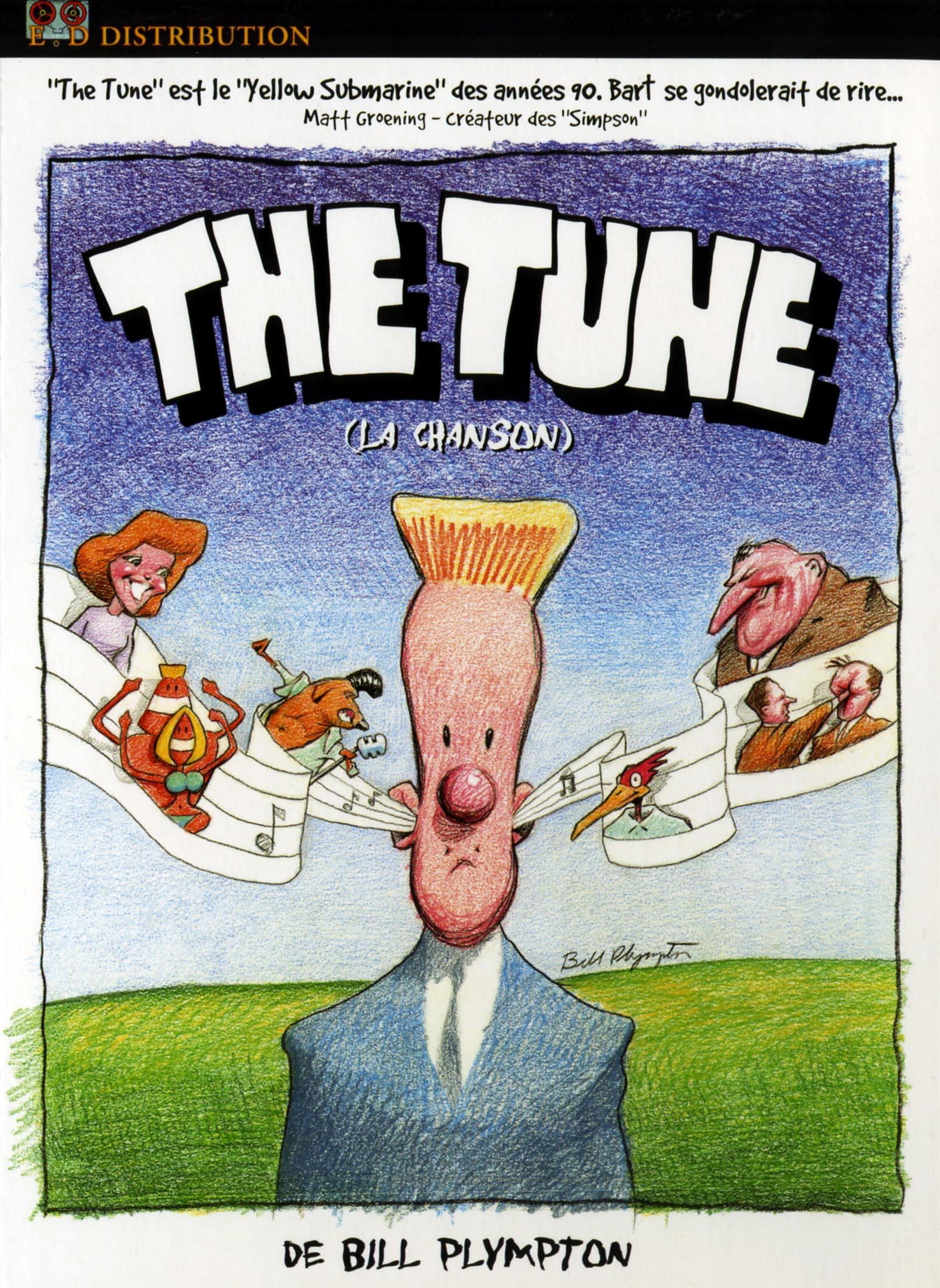 The tune - dvd