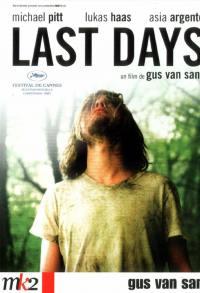 Last days - dvd