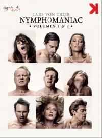 Nymphomaniac v1 et v2 - 2 dvd