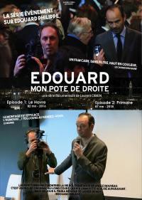 Edouard mon pote de droite - ep 1 et 2 - 2 dvd