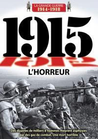 1915 - l'horreur - dvd
