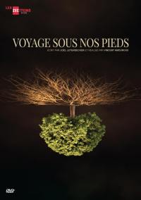 Voyage sous nos pieds - dvd