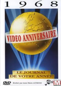 Video anniversaire 1968 - dvd