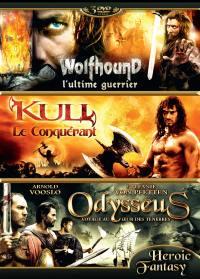 Coffret heroic fantasy 2011 - 3 dvd