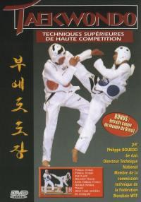 Taekwendo vol.2 - dvd  techniques superieures