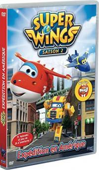 Super wings s2 v3 - dvd