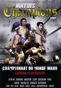 Nuit des champions - dvd  15eme edition