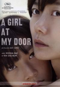 A girl at my door - dvd