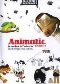 Animatic vol 4 - dvd