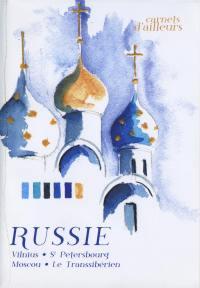 Russie - carnets d'ailleurs - dvd