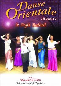 Danse orientale deb 2 - dvd  le style baladi