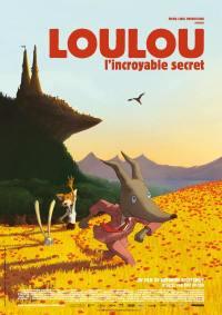 Loulou l incroyable secret - dvd