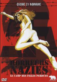 Horreur nazies - le camp des filles perdues - dvd